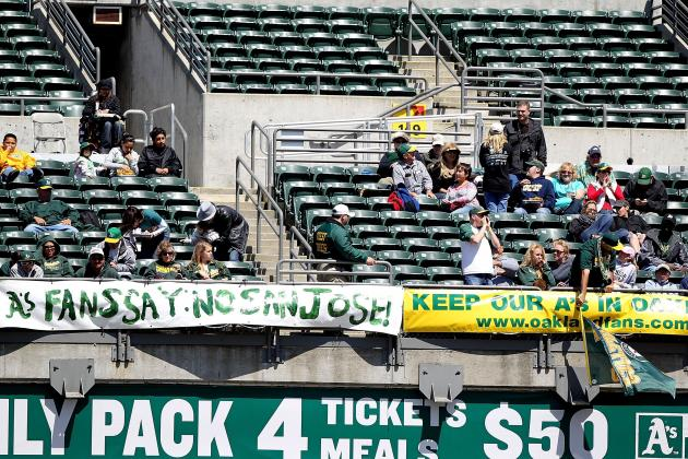 Athletics' Low Attendance During Playoff Push Reinforces Wolff's Relocation Plea