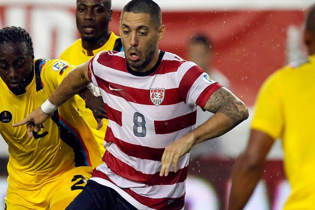 United States Loses to Jamaica 2-1
