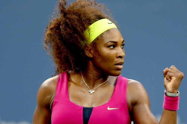 US Open Tennis 2012 Results: Serena Williams' Path to Final Proves She'll Win