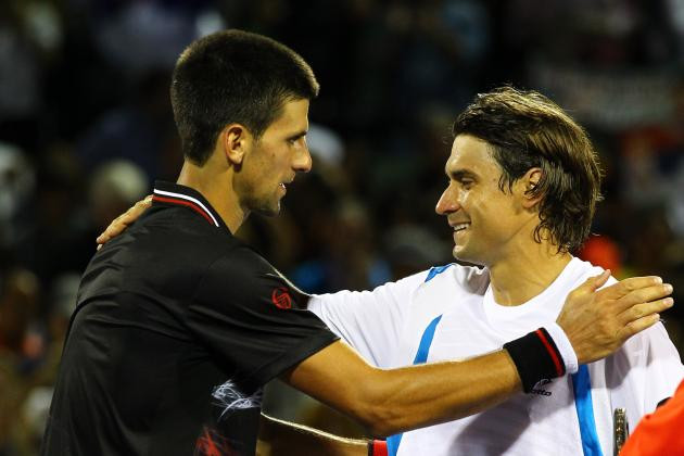 US Open 2012 Semifinals: Novak Djokovic vs. David Ferrer Match Preview