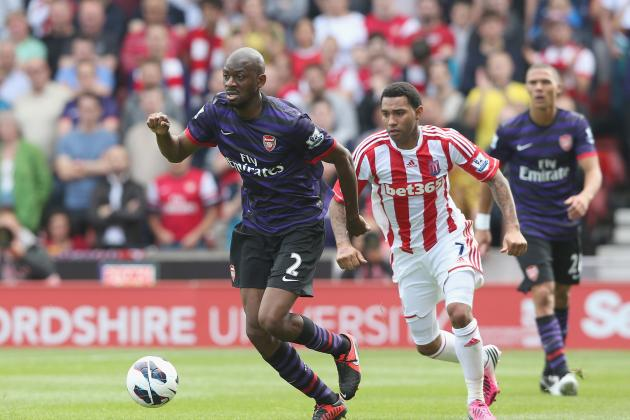 Arsenal FC: Is This the Season Abou Diaby Repays Arsene Wenger's Faith?
