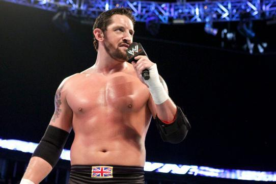 WWE: Will Wade Barrett's Barrage Eventually Lead Him to the World Championship?