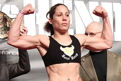 Strikeforce MMA: Sara McMann vs. Liz Carmouche Set for Nov. 3