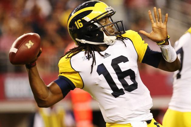 Michigan Football: Keys for a Vital Wolverines Victory vs. Air Force