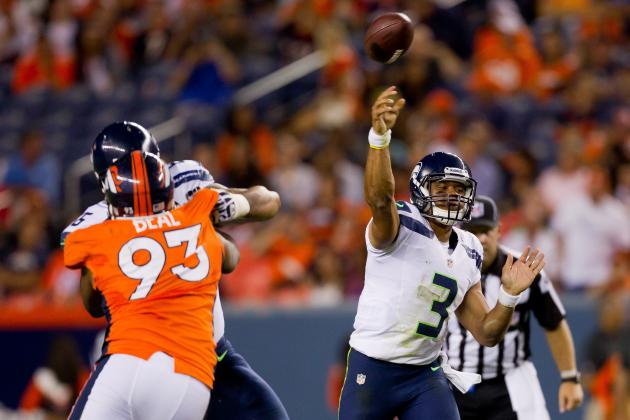 Seattle Seahawks: Are the Expectations for Russell Wilson Too High?