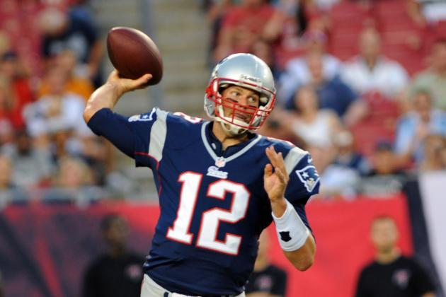 NFL Week 1 Picks: Favorites Guaranteed to Cover the Spread in Opening Week
