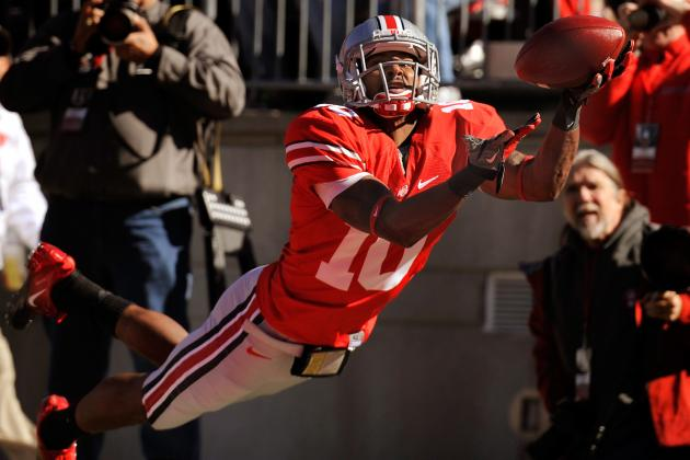 Ohio State Football: Playmakers Who Will Shine for Buckeyes vs. UCF on Saturday