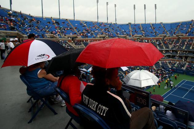 2012 US Open: Super Saturday Washout Very Possible