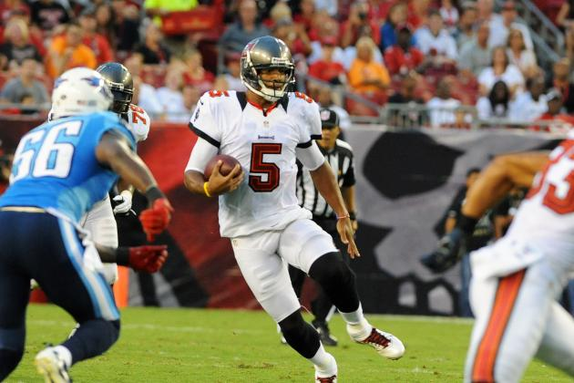 Tampa Bay Buccaneers vs. Carolina Panthers: Unit vs. Unit Breakdown