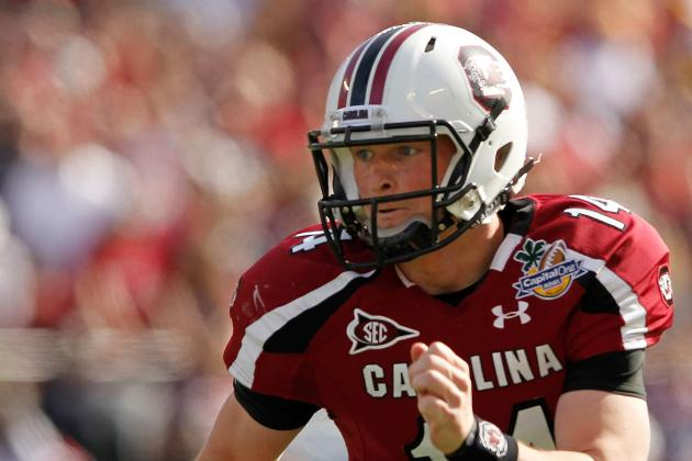 Connor Shaw: South Carolina QB Questionable for East Carolina Clash