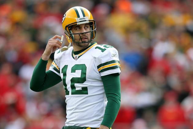 Green Bay Packers QB Aaron Rodgers Could Wind Up in 49ers Jersey on Monday