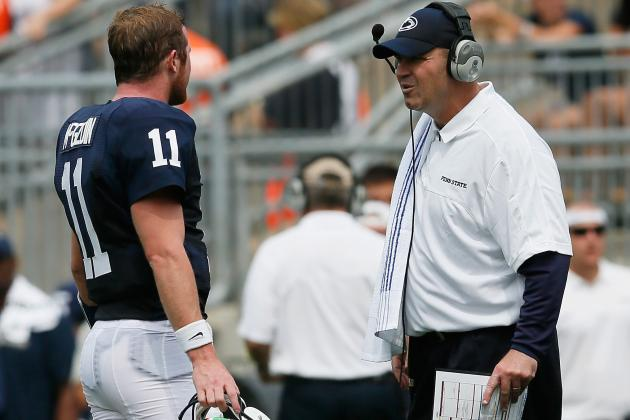 Penn State vs. Virginia: Keys to a Nittany Lions Upset over the Cavaliers