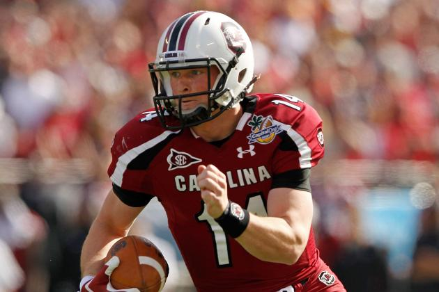 South Carolina Gamecocks: Connor Shaw Will Not Start Against ECU