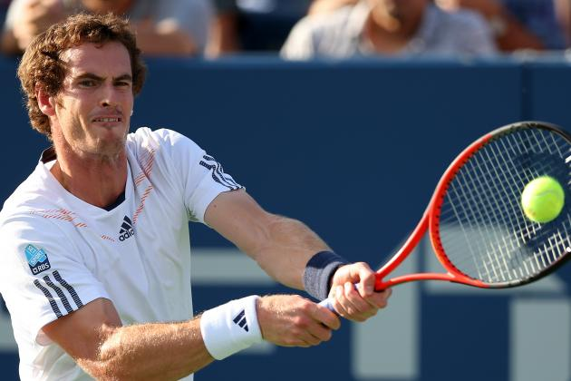 Murray vs Berdych: Score and Highlights from US Open 2012 Men's Semi Final
