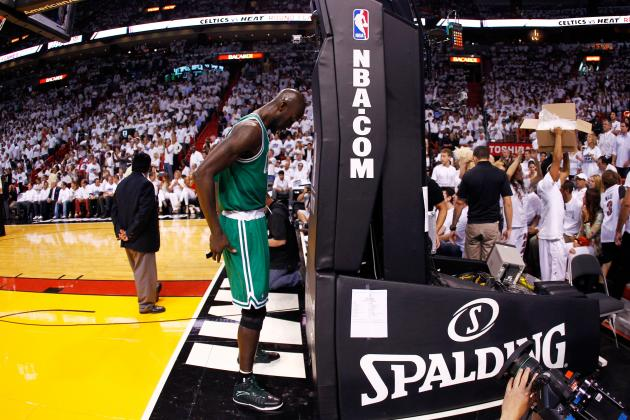 Examining Kevin Garnett and the Idea of the NBA Fake Tough Guy