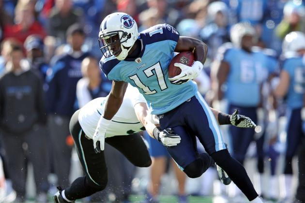 Fantasy Football Sleepers 2012: 5 Unknowns Poised for Big Week 1 Performances