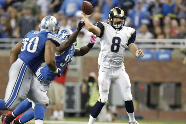 Why the St. Louis Rams Must Air It out Against the Detroit Lions Defense