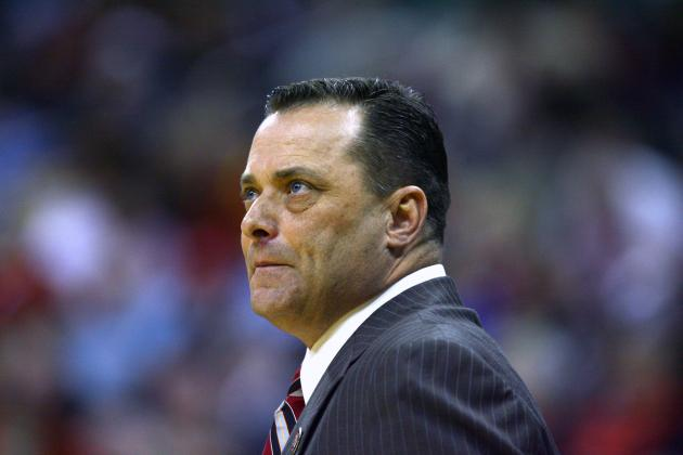 Texas Tech Reportedly Plans on Firing Coach Billy Gillispie