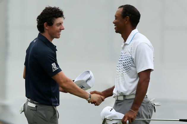BMW Championship 2012: Tiger Woods and Rory McIlroy Will Add Chapter to Rivalry