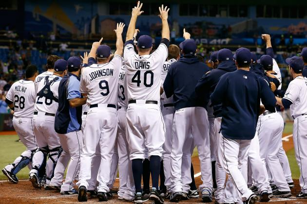 Hunting for Blue October Is Familiar Situation for the Tampa Bay Rays