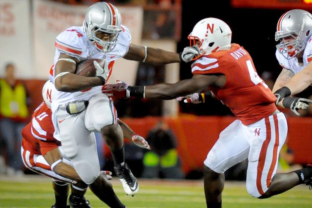 Carlos Hyde Injury: Updates on Ohio State RB's Knee Injury