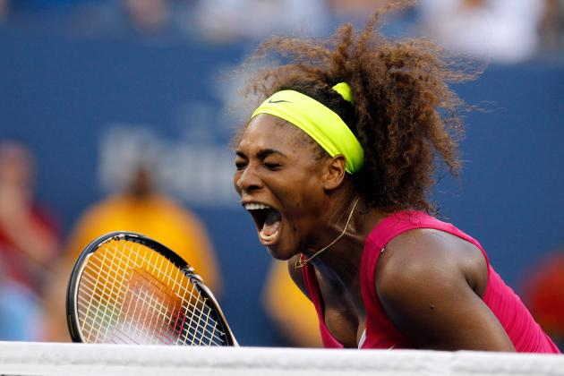 US Open 2012 Women's Final Postponed Until Sunday Due to Weather