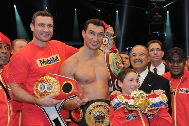 Klitschko vs. Charr: Dr. Steelhammer's Luck Could Run out vs. Undefeated Charr
