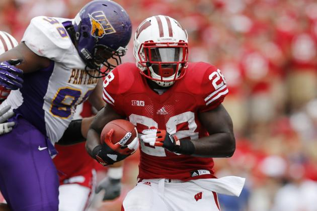 Wisconsin vs. Oregon State: Montee Ball Needs Big Day to Stay in Heisman Race