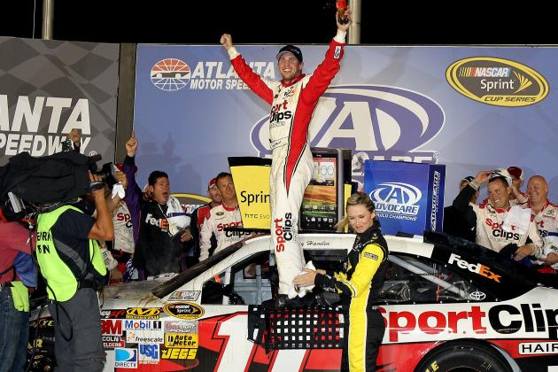 Federated Auto Parts 400: Top Contenders for Checkered Flag in Richmond
