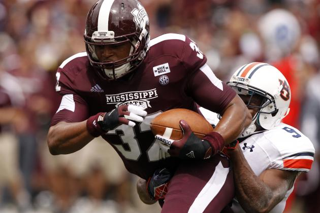 Mississippi State Football: Win over Auburn Proves Bulldogs Should Be in Top 25