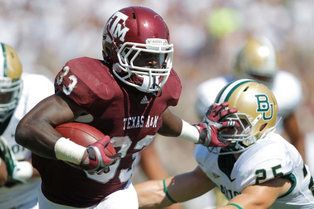 Texas A&M Football: Why Christine Michael Will Be a Heisman Contender