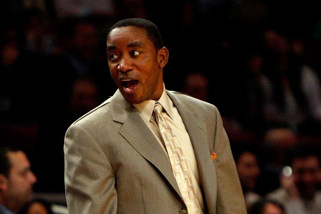 Isiah Thomas Returning to New York Knicks?
