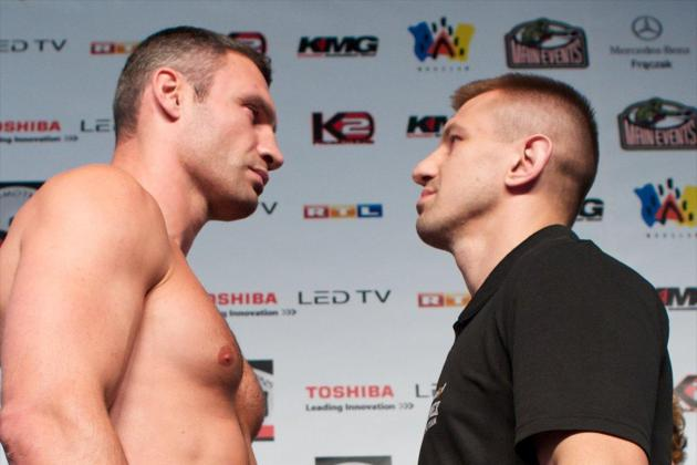Tomasz Adamek Win vs. James Walker Doesn't Guarantee Vitali Klitschko Rematch