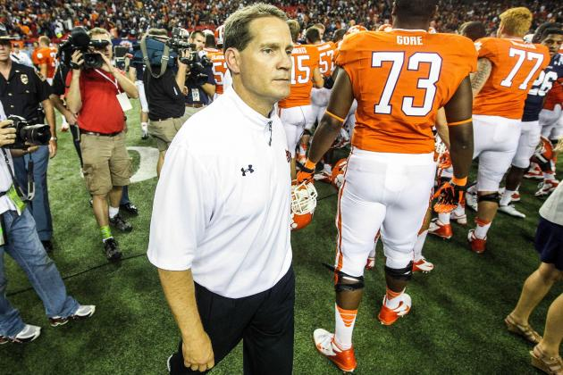 Auburn Football: Is Gene Chizik on the Hot Seat? Who Would Take Over?