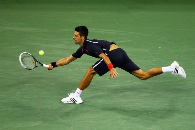 US Open Tennis 2012: Score and Highlights of Djokovic-Ferrer Men's Semifinal