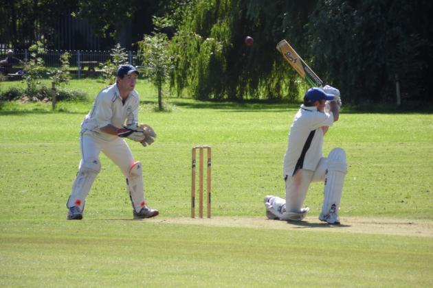 Club Cricket: Connah's Quay Battle Their Way to Good Victory