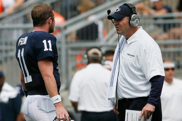 Penn State Football: Why Loss to UVA Could Pave the Way to a Winless Season