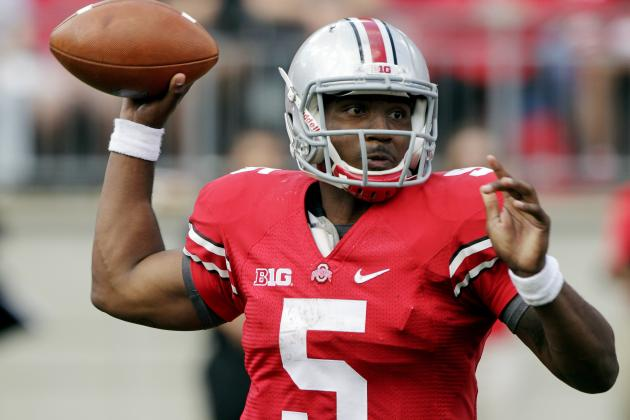 UCF at Ohio State: Braxton Miller Stakes Claim as Big Ten's Best Quarterback
