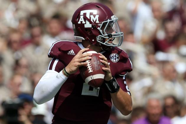 Florida-Texas A&M Football: First Half Was All Aggies