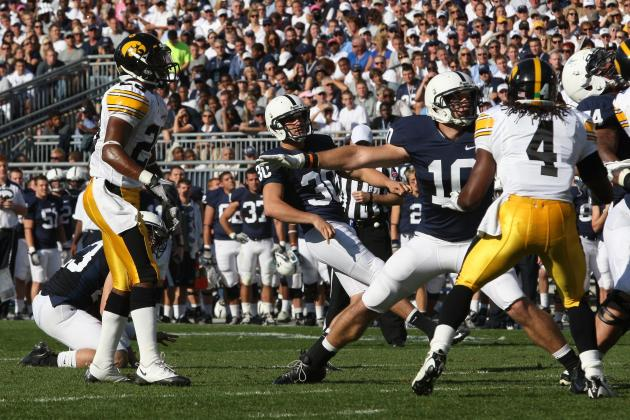 Sam Ficken: Kicker's Disastrous Performance Leaves Penn State with Huge Problem