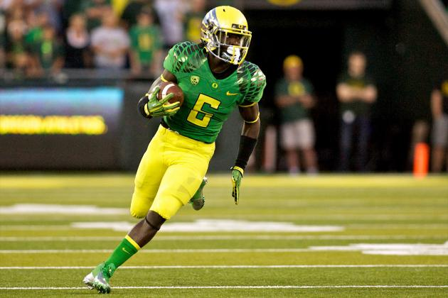 Oregon Ducks Football: Why De'Anthony Thomas Should Be Favorite for Heisman