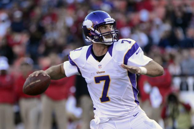 Minnesota Vikings 2012: Top 3 Storylines from Jaguars-Vikings Matchup