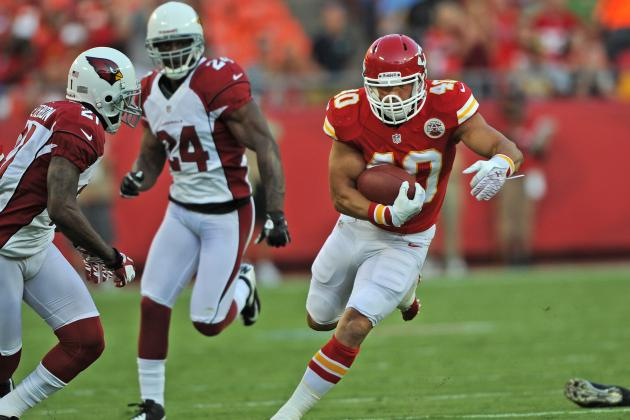 Fantasy Football 2012: Backup RBs Sure to Make Fantasy Impacts