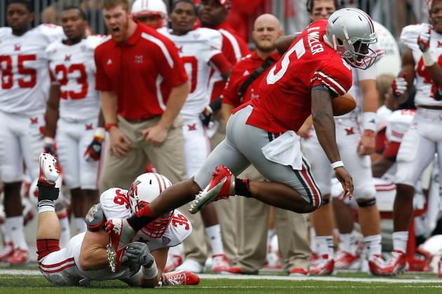 Ohio State vs. UCF: Braxton Miller Will Make Buckeyes a Powerhouse Once Again