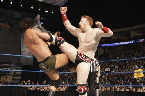 WWE News: Banning Brogue Kick Is Nice Twist to Sheamus and Alberto Del Rio Feud