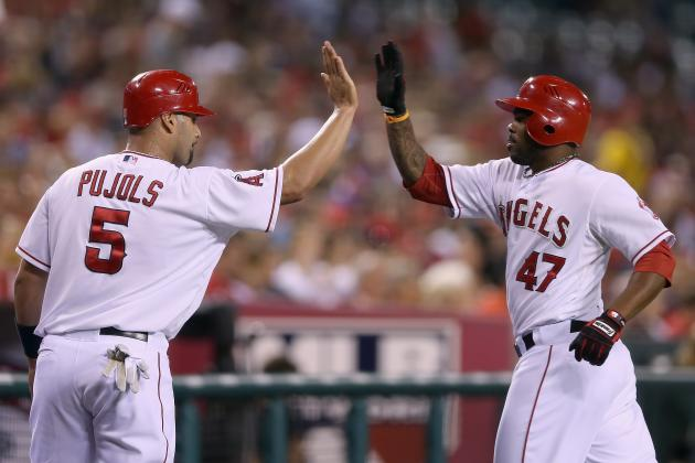 Almost invisibly, Albert Pujols has become The Man for Angels