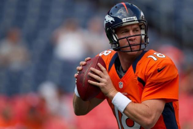 Expect a Lofty Return on Peyton Manning Investments