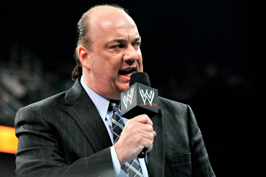 WWE Complicates CM Punk's Heel Turn with the Addition of Paul Heyman