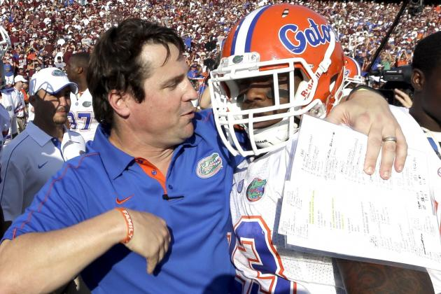 Florida Football: Win over Texas A&M Shows Will Muschamp Is Right for the Job