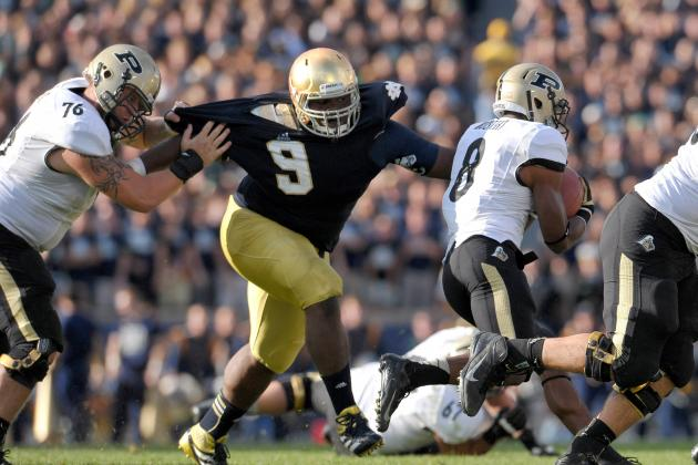 Notre Dame Football: Irish Edge Purdue Boilermakers, QB Controversy Begins